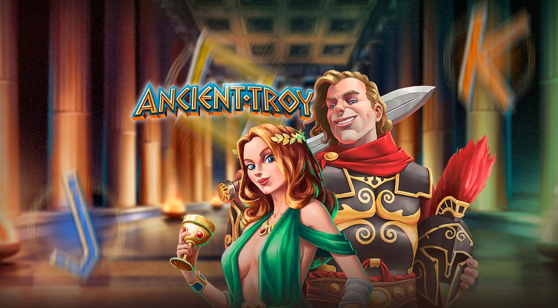 Endorphina to release a themed online slot of Ancient Troy