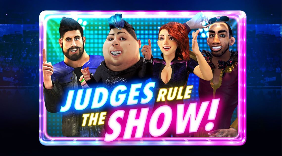 New JUDGES RULE THE SHOW Game By RedRake Just Out