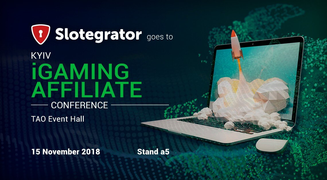 Slotegrator Team Goes to Kyiv iGaming Affiliate Conference