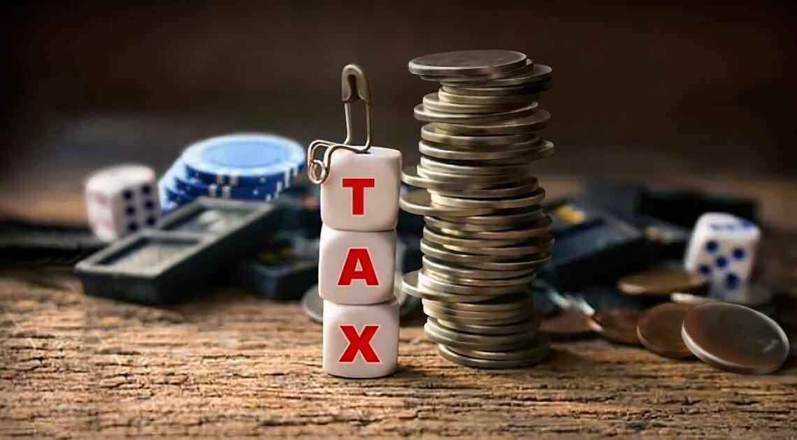 какие налоги платит казино
