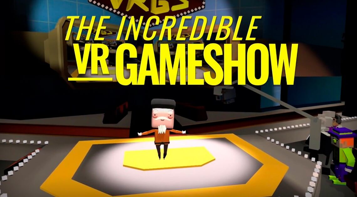 New VR game on the market: The Incredible VR Game Show