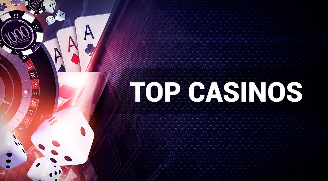 TOP 10 best online casinos – rating by Slotegrator