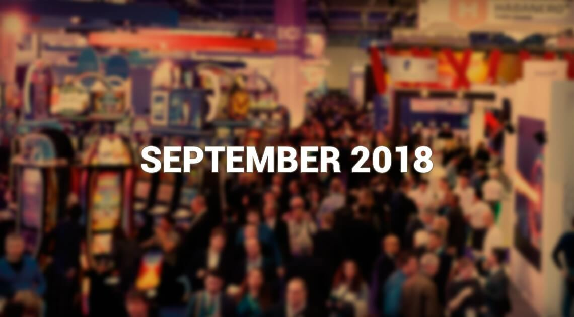 Must-Attend Autumn Gaming Events in September 2018