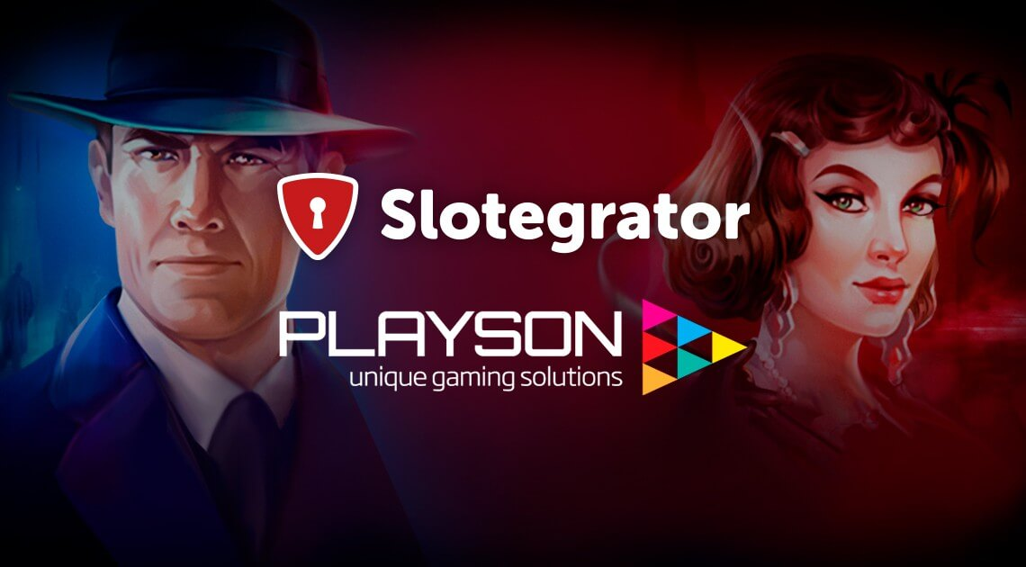 Slotegrator Strikes a Deal with Playson