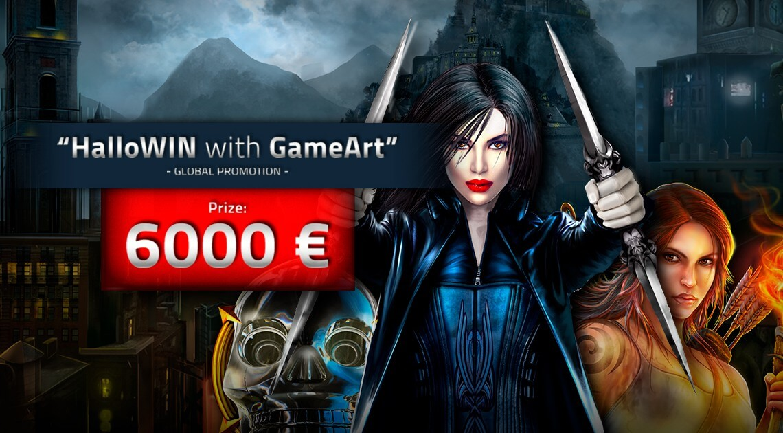 Take Part in the GameArt Promo with Greatest Benefit for Your Online Casino