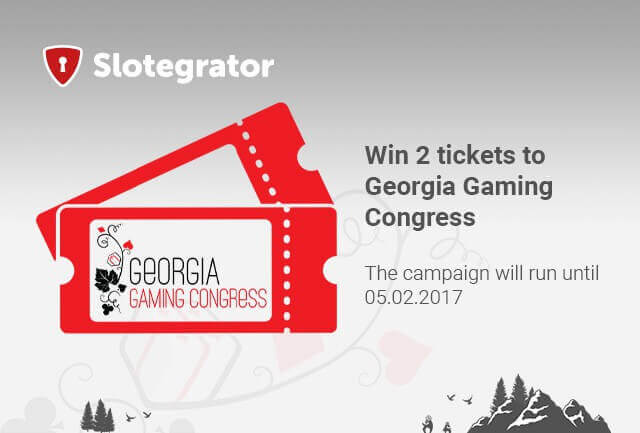 COMPETITION: Win two tickets to Georgia Gaming Congress!