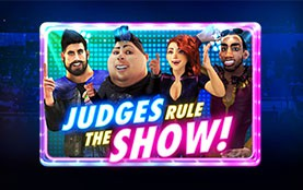 JUDGES RULE THE SHOW