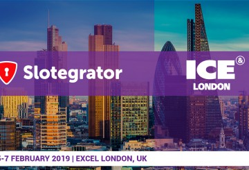 Meet Slotegrator at ICE London 2019