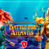 GameArt Invites Gamblers to Join the Battle for Atlantis with Its New Slot