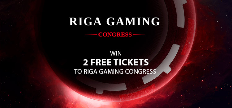 Win 2 free tickets to Riga
