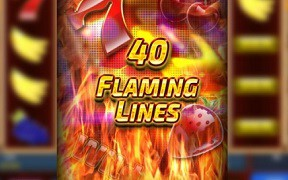 4 Flaming Lines