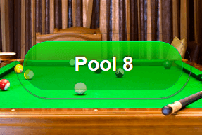 Pool for 2 people