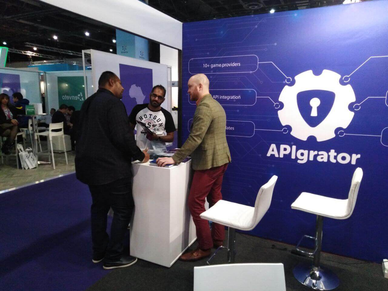 Slotegrator at ICE Africa 2018