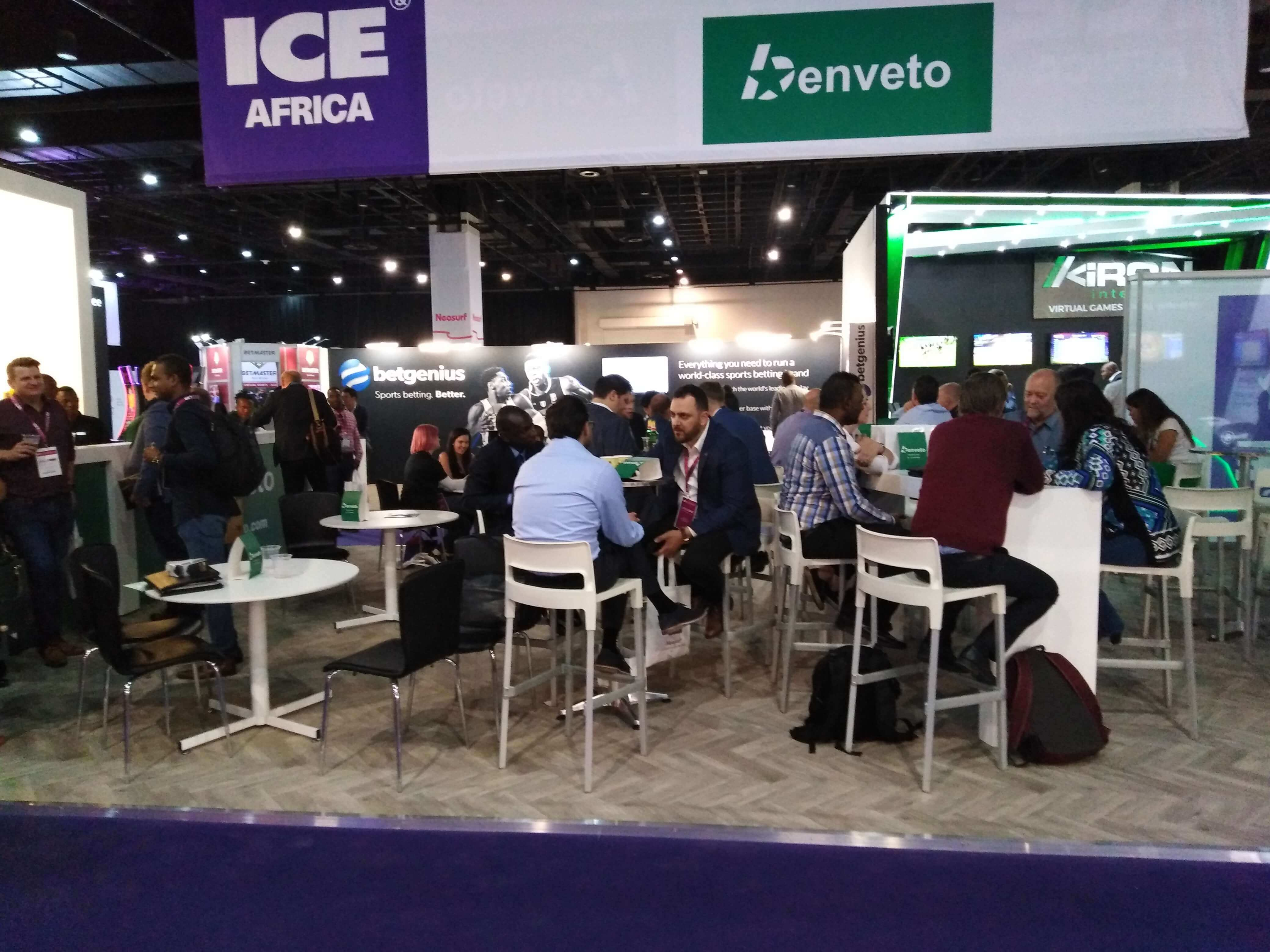 ICE Africa 2018 - Slotegrator