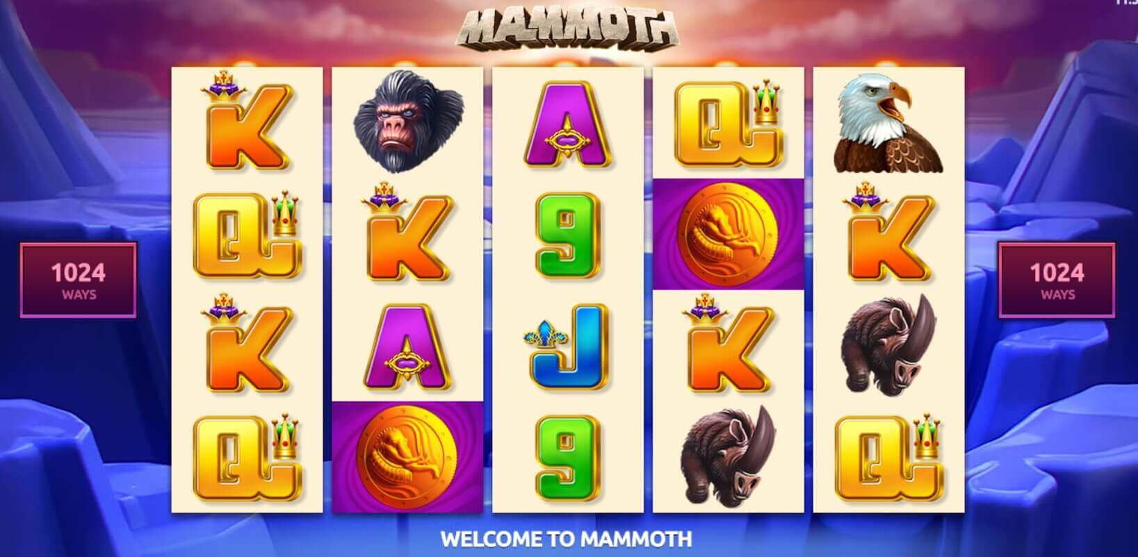 Mammoth casino game