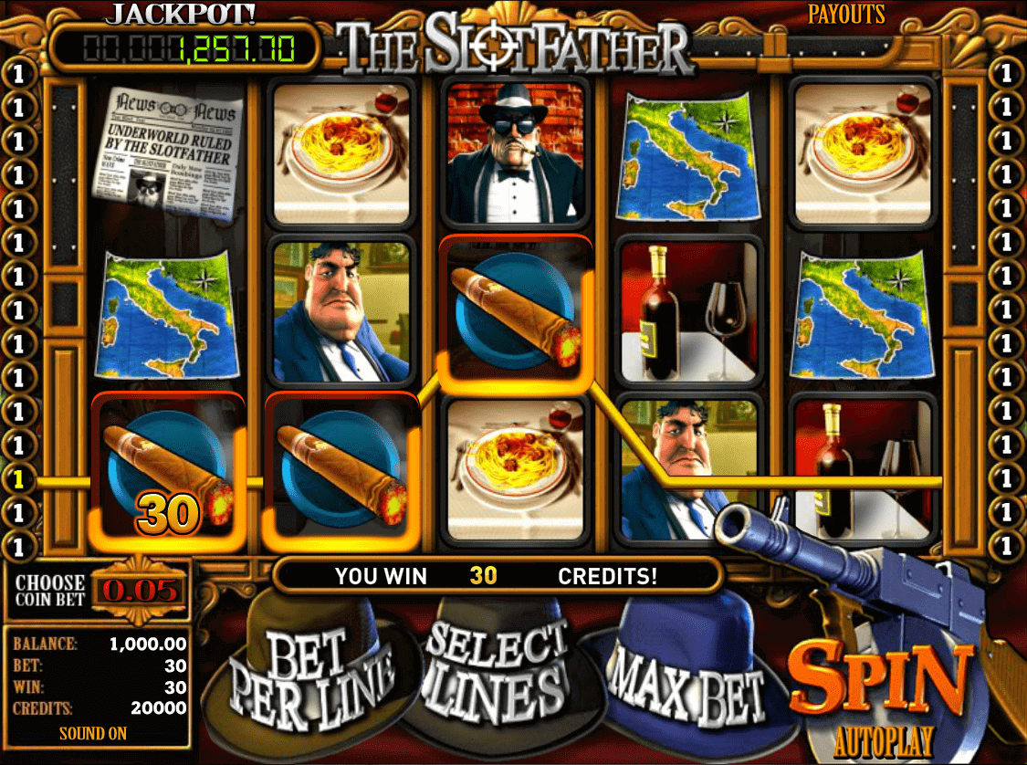 Slotfather by Bersoft - slotegrator