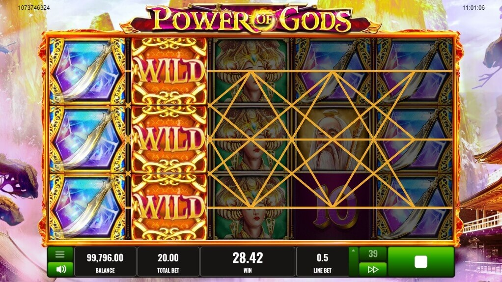 Platipus Gaming – Power of Gods