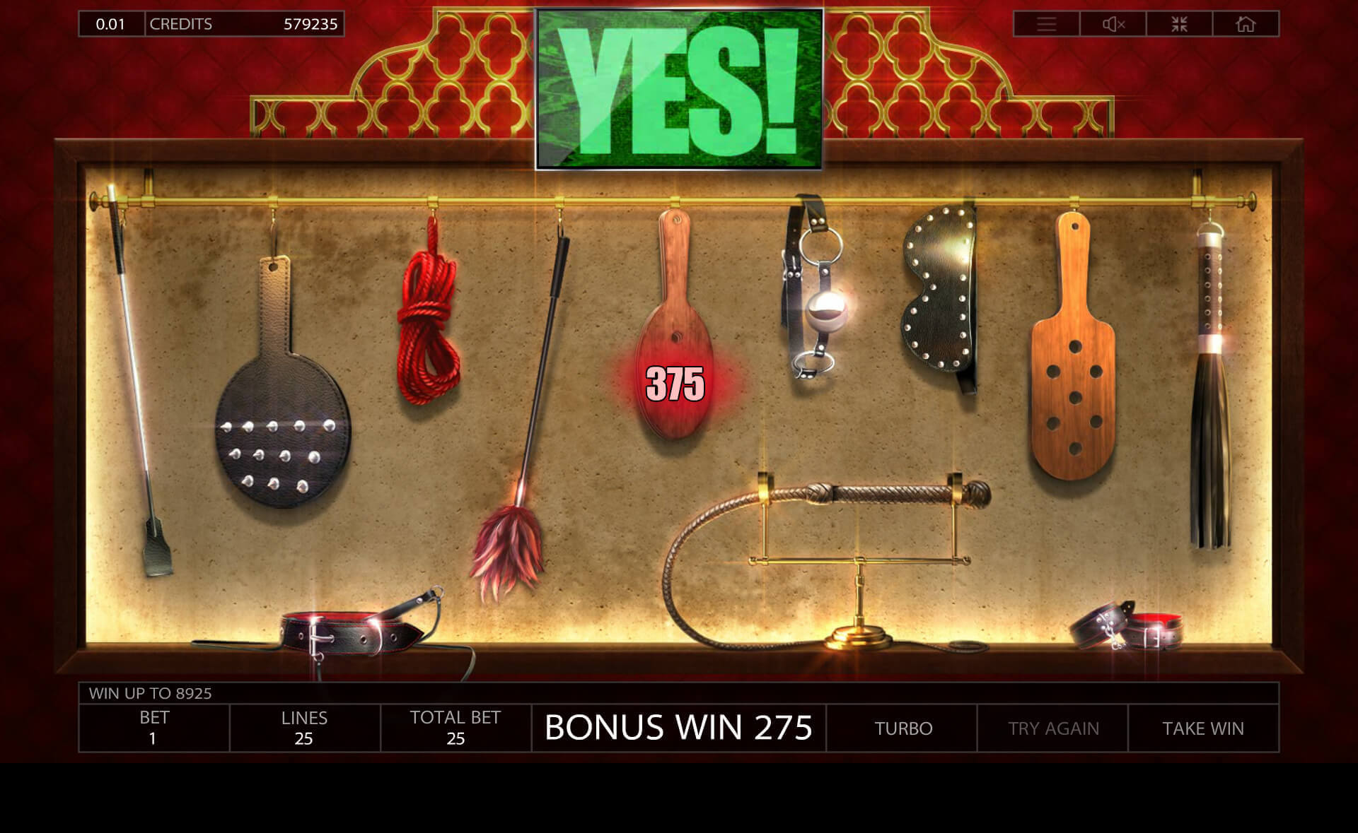Slot Machines Algorithm and System in Online Casinos