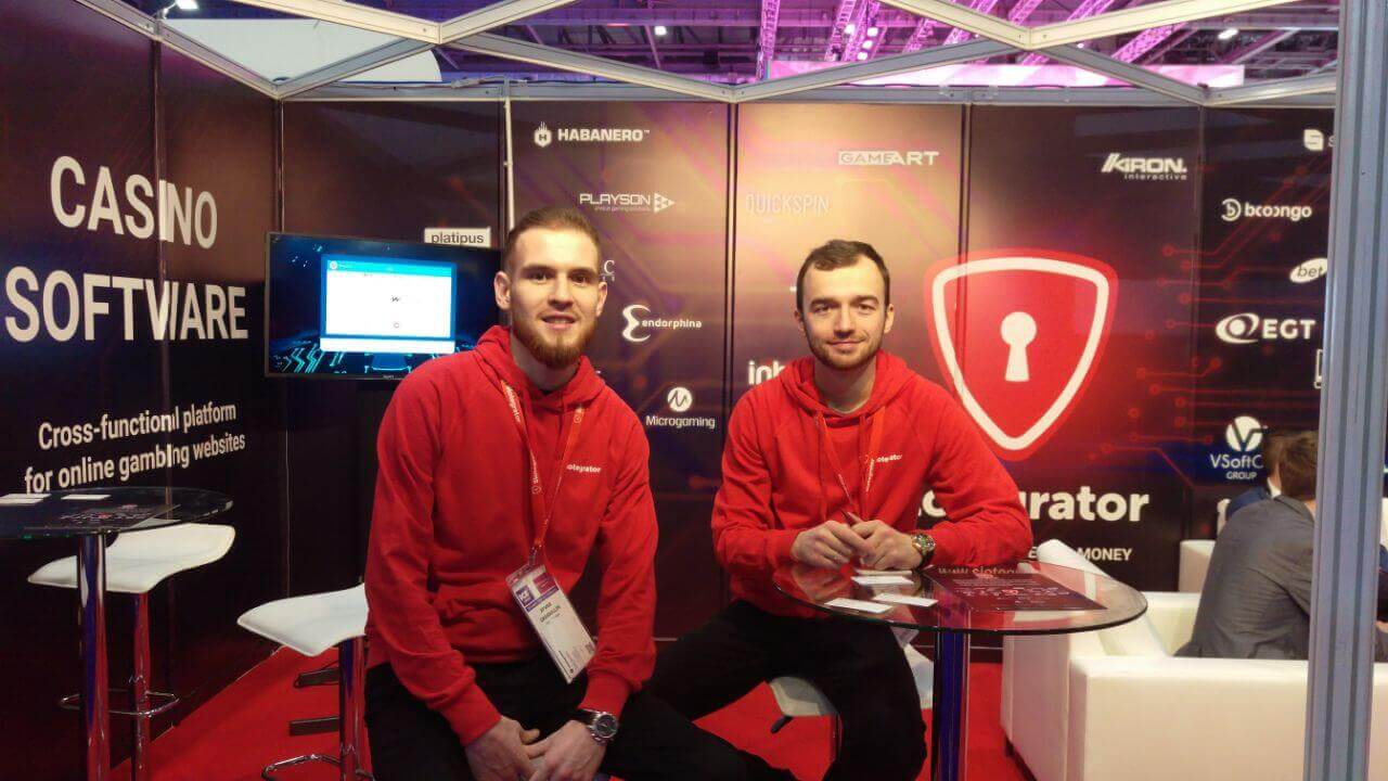 Slotegrator at ICE London