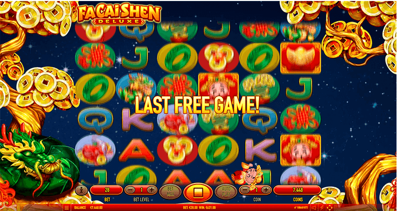 Fa Cai Shen Deluxe is The New Slot From Habanero 0