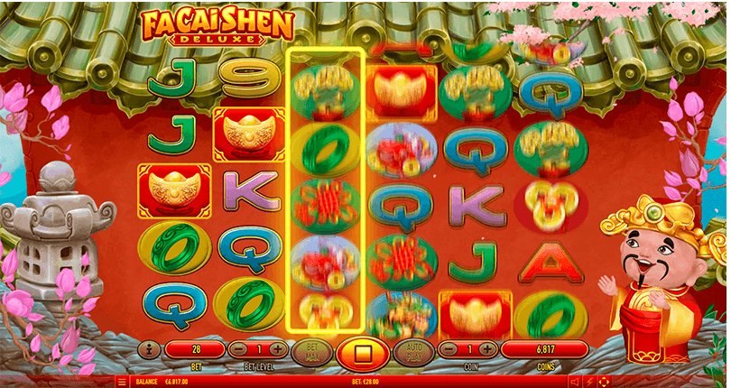 Fa Cai Shen Deluxe is The New Slot From Habanero 2