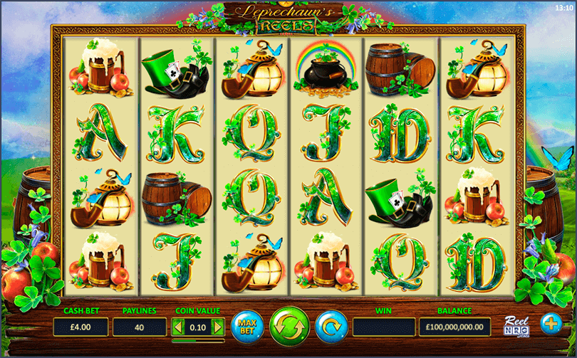 Players Will Jig For Joy With ReelNRG's New Slot, Leprechaun's Reels 2