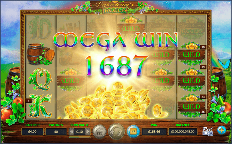Players Will Jig For Joy With ReelNRG's New Slot, Leprechaun's Reels 3
