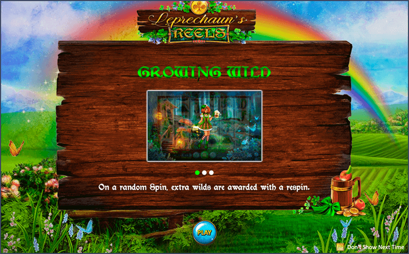 Players Will Jig For Joy With ReelNRG's New Slot, Leprechaun's Reels 4