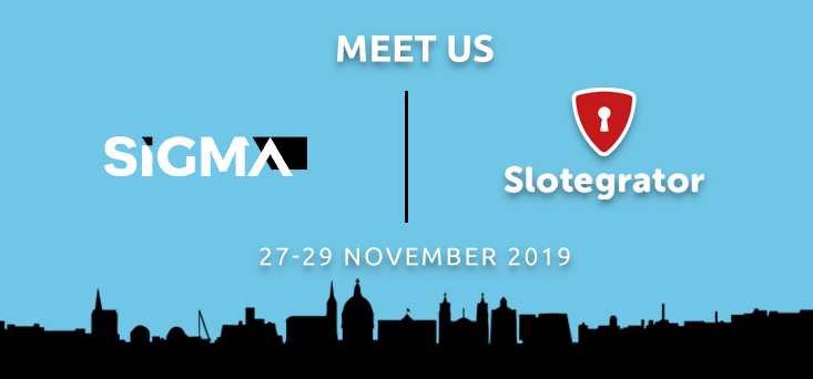 Meet Us at Sigma Malta November 27-29, 2019