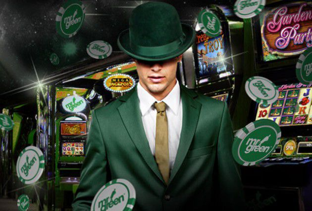 Review on Mr Green online casino